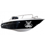Adesivi barche adesivi imbarcazioni adesivi yacht adesivi motoscafi stickers barche 50